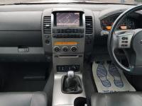 USED 2006 56 NISSAN NAVARA 2.5 dCi Aventura Crewcab Pickup 4dr FSH+NAV+HTD LTHR+FULLY LOADED