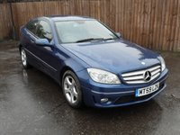 USED 2009 59 MERCEDES-BENZ CLC CLASS 2.1 CLC220 CDI SE 3d AUTO 150 BHP NO DEPOSIT  FINANCE ARRANGED, APPLY HERE NOW