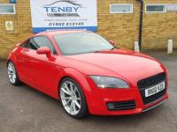 USED 2010 10 AUDI TT  2.0 TDI S Line Special Edition Coupe Quattro 3dr BOSE AUDIO+B/TOOTH+SUEDE/LTHR