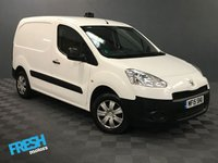 USED 2015 15 PEUGEOT PARTNER 1.6 HDI PROFESSIONAL L1 850  * 0% Deposit Finance Available
