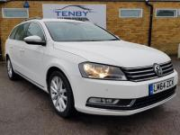 USED 2014 64 VOLKSWAGEN PASSAT 2.0 TDI BlueMotion Tech Executive (s/s) 5dr Apply Finance Now!!!