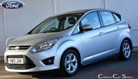 USED 2013 13 FORD C-MAX 1.6TDCi ZETEC 5 DOOR 6-SPEED 114 BHP Finance? No deposit required and decision in minutes.