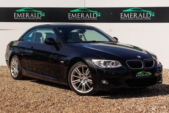 2011 BMW 3 SERIES 2.0 320D M SPORT 2d 181 BHP £11000.00