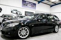 USED 2008 08 BMW 5 SERIES 2.0 520D M SPORT TOURING 5d 175 BHP