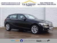 USED 2013 13 BMW 1 SERIES 2.0 120D 5d 181 BHP One Owner Full Service History 0% Deposit Finance Available