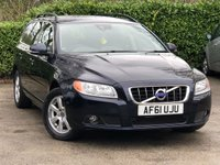 USED 2011 VOLVO V70 2.161 ES D3 AUTOMATIC ESTATE