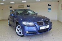 2010 BMW 3 SERIES 2.0 320I EXCLUSIVE EDITION 4d 168 BHP SALOON £7995.00