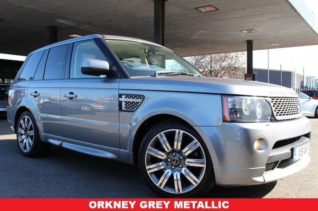 LAND ROVER RANGE ROVER SPORT at Derby Trade Cars