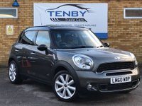 USED 2010 60 MINI COUNTRYMAN 1.6 Cooper S ALL4 5dr FSH+NAV+PANROOF+LEATHER+DAB
