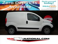 2015 CITROEN NEMO 1.2 660 LX HDI 75 BHP (ONE OWNER FROM NEW) £5490.00