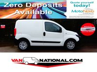 2014 CITROEN NEMO 1.2 660 ENTERPRISE HDI *AIR CON*  (ONE OWNER FROM NEW) £4490.00