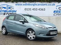 2009 FORD FIESTA 1.4 STYLE PLUS 5d AUTO 96 BHP £5695.00