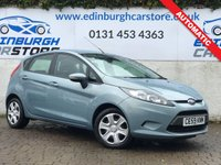 2009 FORD FIESTA 1.4 STYLE PLUS 5d AUTO 96 BHP £5495.00