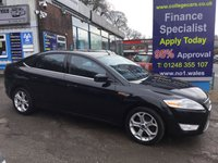 USED 2010 60 FORD MONDEO 2.0 TITANIUM X TDCI 5d 138 BHP, only 77000 miles ***GREAT FINANCE DEALS AVAILABLE***