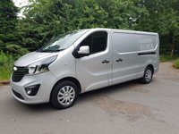 USED 2015 15 VAUXHALL VIVARO 1.6 2900 L2H1 CDTI SPORTIVE LWB 115 BHP 6 MONTHS RAC WARRANTY, FINANCE OPTIONS AVAILABLE, NATIONWIDE DELIVERY, CALL 0161 338 8787 TO VIEW & TEST DRIVE TODAY