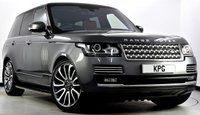 USED 2015 15 LAND ROVER RANGE ROVER 4.4 SD V8 Autobiography 4X4 (s/s) 5dr Pan Roof, Rear DVD's, Head-Up
