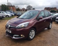2014 RENAULT SCENIC DYNAMIQUE TOMTOM ENERGY DCI S/S £4795.00