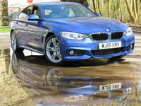 USED 2015 15 BMW 4 SERIES 2.0 420D M SPORT GRAN COUPE 4d AUTO 181 BHP