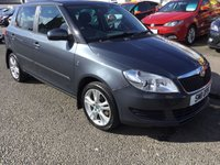 USED 2011 11 SKODA FABIA 1.2 SE PLUS 5d 68 BHP OUR  PRICE INCLUDES A 6 MONTH AA WARRANTY DEALER CARE EXTENDED GUARANTEE, 1 YEARS MOT AND A OIL & FILTERS SERVICE. 6 MONTHS FREE BREAKDOWN COVER.   CALL US NOW FOR MORE INFORMATION OR TO BOOK A TEST DRIVE ON 01315387070 !! !! LIKE AND SHARE OUR FACEBOOK PAGE !!