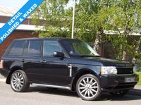 USED 2006 V LAND ROVER RANGE ROVER 4.2 V8 SUPERCHARGED 5d 391 BHP