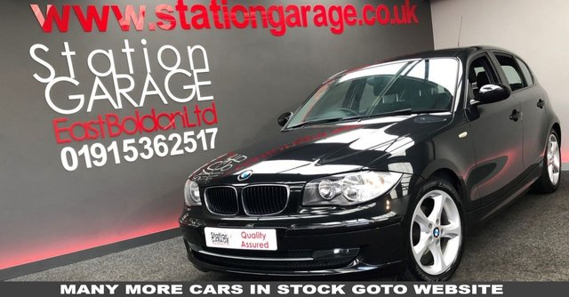 2008 BMW 1 SERIES 2.0 118D SPORT 5d 141 BHP  SE SPORT PACK