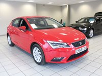 2016 SEAT LEON 1.6 TDI 110 BHP SE TECHNOLOGY DSG AUTO 5d £9985.00