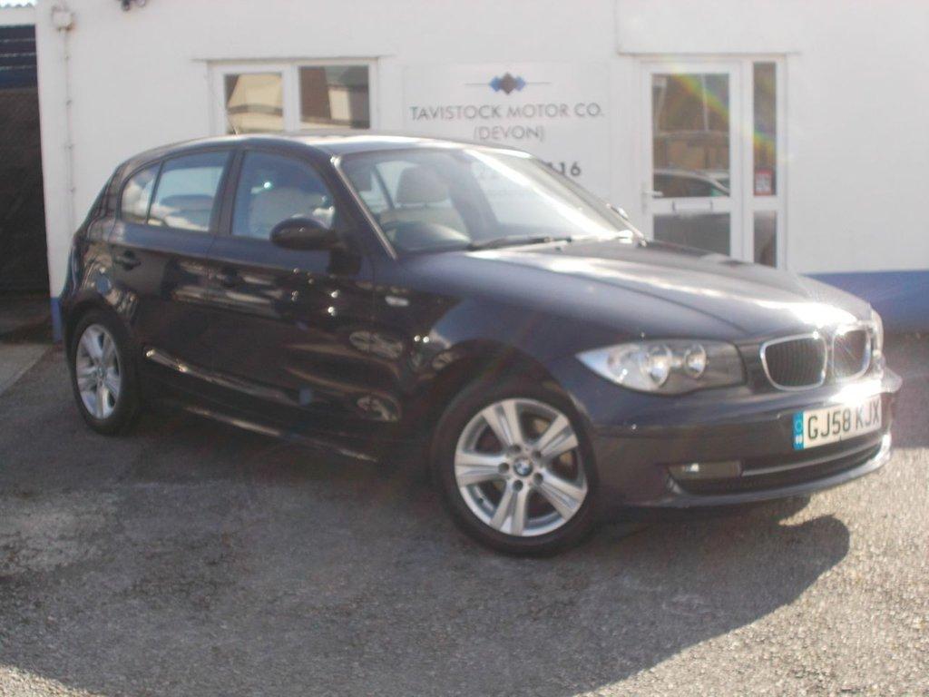 2008 BMW 1 Series 118i SE £4,850
