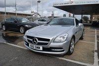 2012 MERCEDES-BENZ SLK 2.1 SLK250 CDI BLUEEFFICIENCY 2d AUTO 204 BHP £11995.00