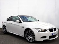 USED 2013 62 BMW M3 4.0 M3 2d AUTO 415 BHP BEAUTIFUL EXAMPLE, PROFESSIONAL NAVIGATION with FULL SERVICE HISTORY