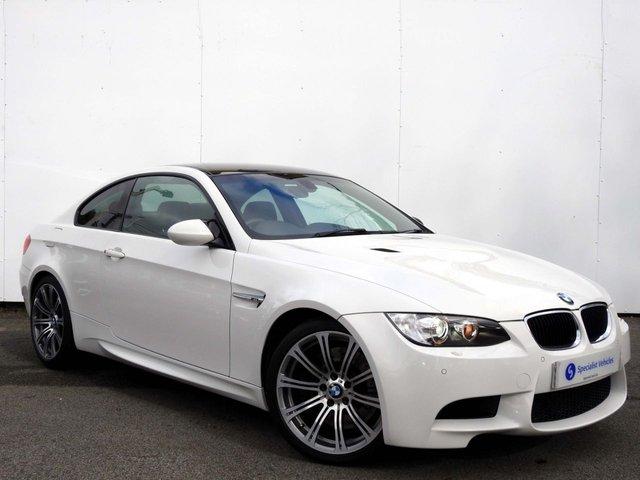 2013 62 BMW M3 4.0 M3 2d AUTO 415 BHP