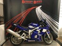 1999 YAMAHA R6 599cc YZF R6  £2499.00