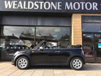USED 2015 64 MINI CONVERTIBLE 1.6 COOPER 2d [PEPPER PACK] 122 BHP