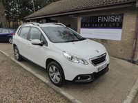 USED 2014 64 PEUGEOT 2008 1.6 E-HDI ACTIVE FAP 5d 92 BHP 1 OWNER FROM NEW, FULL SERVICE HISTORY, 2 KEYS, 4 NEW TYRES