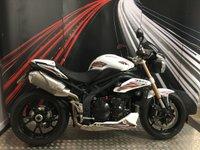 2011 TRIUMPH SPEED TRIPLE 1050cc SPEED TRIPLE 1050  £5499.00