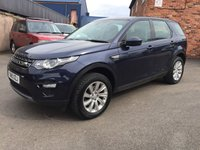 2015 LAND ROVER DISCOVERY SPORT 2.2 SD4 SE TECH 5d AUTO 190 BHP £24500.00