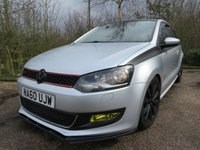 USED 2010 60 VOLKSWAGEN POLO 1.4 SEL 3d 85 BHP Heated Seats / Full History