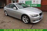 USED 2012 12 BMW 3 SERIES 2.0 320D SE 2d 181 BHP +Full LEATHER Seats.