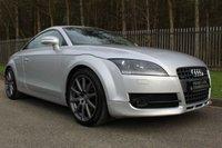 2008 AUDI TT 2.0 TDI QUATTRO 3d 170 BHP £6000.00