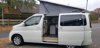USED 2005 05 NISSAN ELGRAND E51 2.5 ELGRAND V BRAND NEW CONVERSION! Reliable Japanese quality engineering, Solid vehicle throughout. A pleasure to drive!