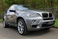 2009 BMW X5 3.0 XDRIVE30D M SPORT 5d AUTO 232 BHP £14500.00