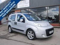 USED 2009 59 FIAT QUBO 1.2 MULTIJET DYNAMIC 5d 75 BHP GREAT PRACTICAL CAR WITH LOW MILES, £30 ROAD TAX PER YEAR, 68 MILES PER GALLON