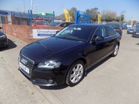 USED 2008 08 AUDI A4 2.0 TDI SE 4d 141 BHP