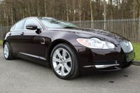 2010 JAGUAR XF 3.0 V6 LUXURY 4d AUTO 240 BHP £10500.00