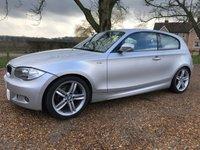 2011 BMW 1 SERIES 2.0 118D M SPORT 3d 141 BHP £5490.00