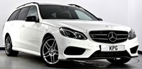 USED 2016 65 MERCEDES-BENZ E CLASS 2.1 E220 CDI BlueTEC AMG Night Edition Premium 7G-Tronic Plus 5dr Pan Roof, Reverse Cam, Sat Nav