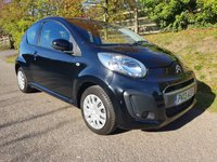USED 2013 13 CITROEN C1 1.0 VTR 3d 67 BHP **£0 ROAD FUND**1 OWNER**SUPERB DRIVE**