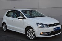 USED 2014 VOLKSWAGEN POLO 1.2 SE TSI 5d 89 BHP