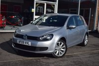 USED 2009 09 VOLKSWAGEN GOLF 1.6 S 5d 102 BHP
