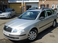 USED 2005 55 SKODA OCTAVIA 1.9 CLASSIC TDI 5d 103 BHP GREAT VALUE DIESEL ESTATE+MOT OCT18