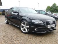 USED 2010 60 AUDI A4 2.0 TDI S Line 4dr LOW MILEAGE